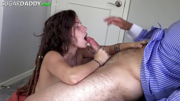 Brunette girl with big milkings is cancer for shooting homemade porn